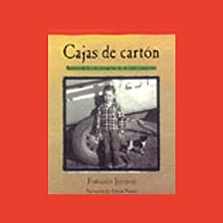 Cajas de Carton audiobook cover art