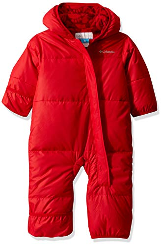 Columbia Kinder Skianzug Snuggly Bunny, Mountain Red, Mountain Red Critter, 12/18, 1516331