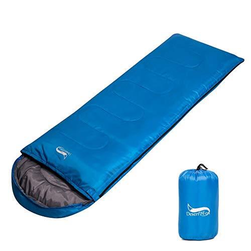 Saco de dormir ultraligero para niños adultos 1 kg portátil 3 estaciones senderismo camping mochilero sacos de dormir con saco
