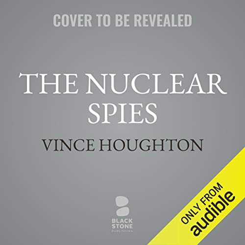 The Nuclear Spies cover art