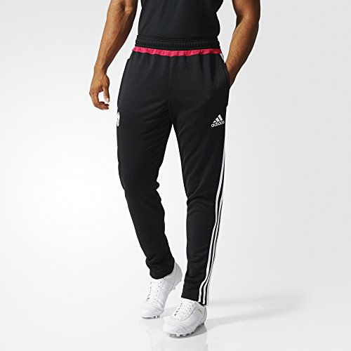 2015-2016 Juventus Adidas Training Pants (Black)