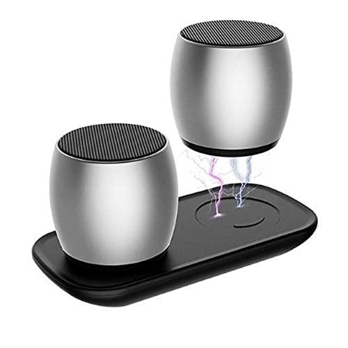Altavoz de metal Bluetooth F1