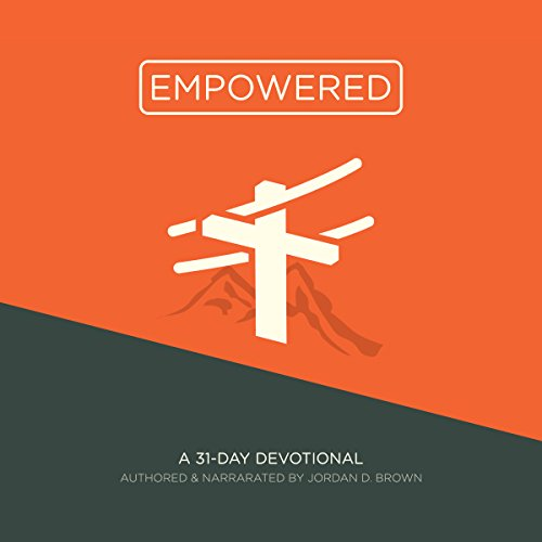 Empowered audiobook cover art