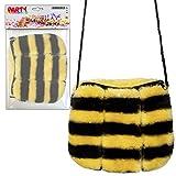 PARTY DISCOUNT  Tasche Biene aus Plüsch
