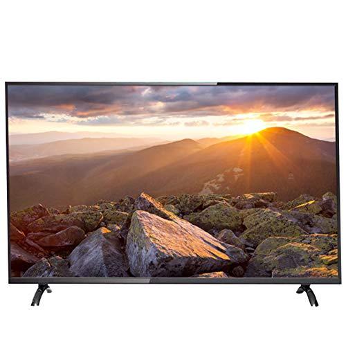XFF 32/42/50/55/65/75/80/85/95inch Smart TV Prueba Explosiones, Compatible Proyección Teléfono Móvil, Wi-Fi, USB, HDMI, Diseño Estrecho/Montaje Pared, para Sala Estar, Dormitorio