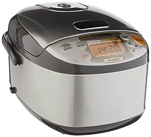 Zojirushi NP-GBC05XT Induction Heating System Rice...