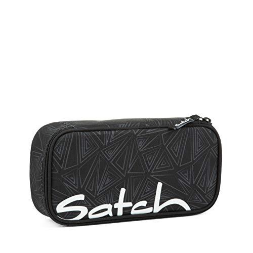 Satch Satch SAT-BSC-001-9R8 Federmäppchen, unisex, Schwarz