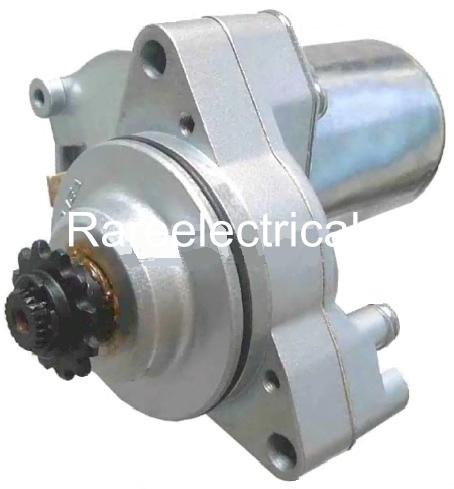 DB Electrical SCH0017 Starter for Sanl 200W 250CC and Other China Built ATV Scooter 19586