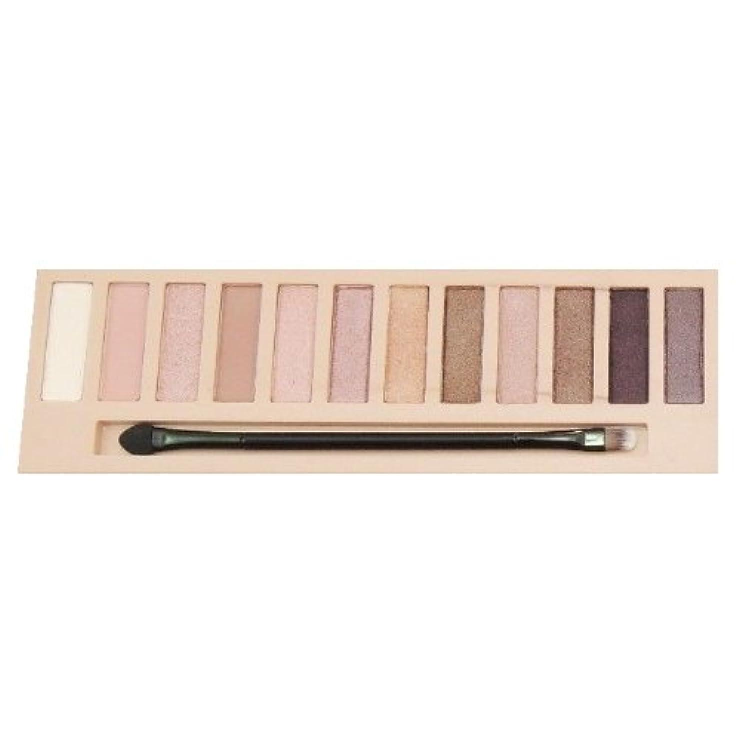 投げるジレンマアダルトLA GIRL Beauty Brick Eyeshadow Collection - Nudes (並行輸入品)