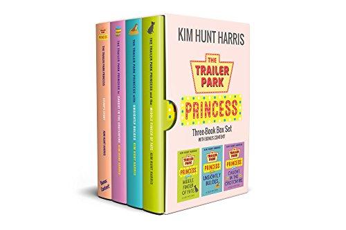 The Trailer Park Princess Books 1-3: Box Set with Bonus Content (English Edition)
