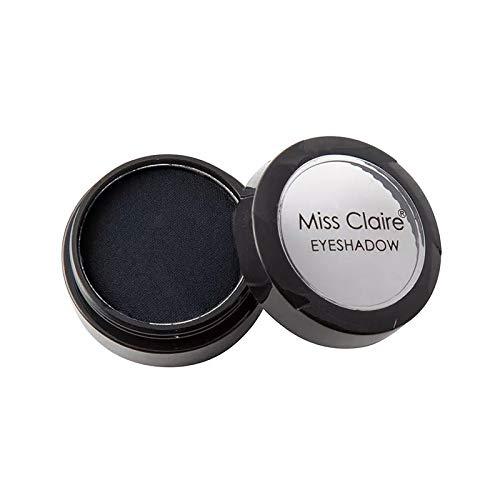 Miss Claire Single Eyeshadow 0804, Black, 2 g
