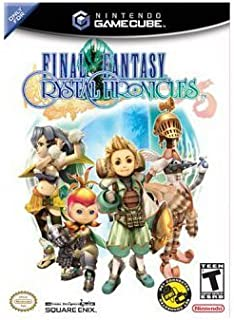 Final Fantasy: Crystal Chronicles - Gamecube by Square Enix [並行輸入品]