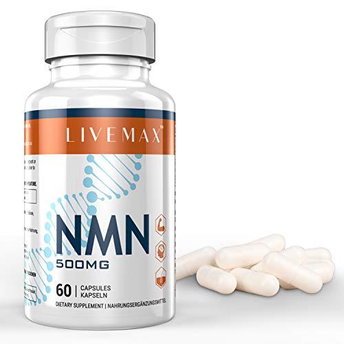 NMN Nicotinamide Mononucleotide 60 caps