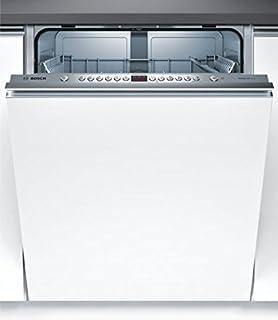 Bosch Serie 4 SMV46GX01E lavavajilla Totalmente integrado 12 cubiertos A++ - Lavavajillas (Totalmente integrado, Tamaño completo (60 cm), Gris, Botones, 1,75 m, 1,65 m)