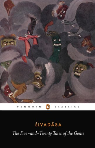 The Five and Twenty Tales of the Genie (Penguin Classics)