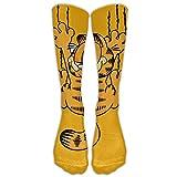 Garfield - Calcetines de compresión cómodos para mujer, clásicos, para deportes al aire libre, para correr