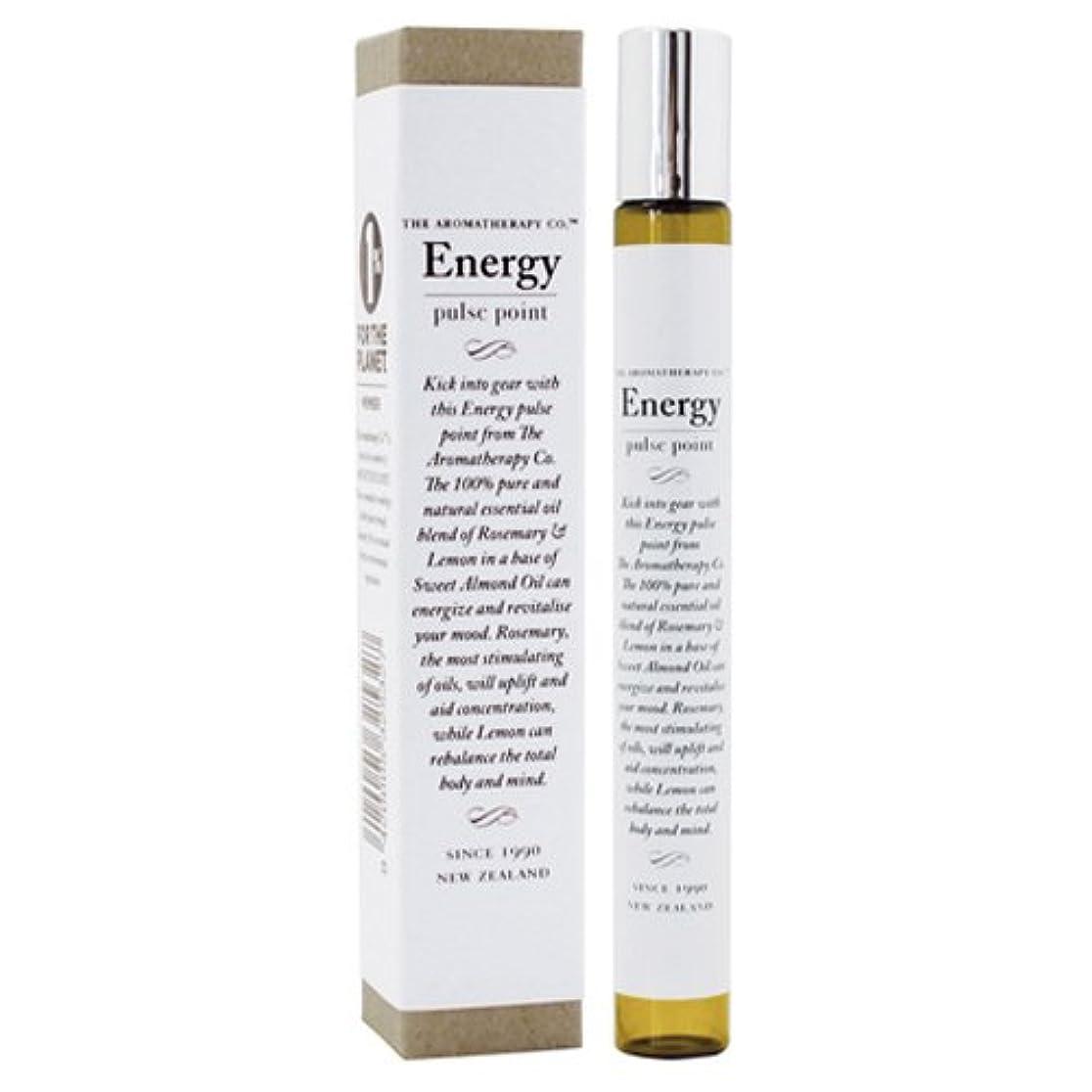 状況ビヨンマングルアロマセラピーカンパニー Therapy Range セラピーレンジ パルスポイント エナジー ロールオンパフューム Energy