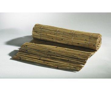 Videx-Bastelmatte Schilfrohr, helles naturfarbenes Rohr, 100 x 40 cm