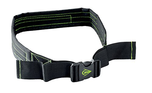Dunlop PS-185 - Cinturón porta herramientas reforzado, color negro