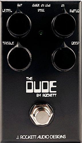 J. Rockett Audio Designs Tour Series The Dude Overdrive Guitar Effects Pedal