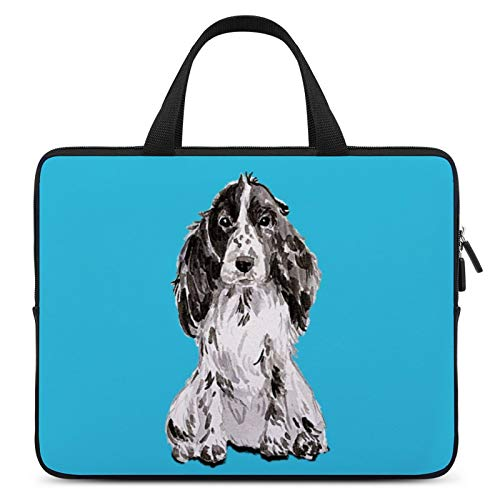 Universal Laptop Computer Tablet,Case,Cover for Apple/MacBook/HP/Acer/Asus/Dell/Lenovo/Samsung,Laptop Sleeve,Color for Dog English Cocker Spaniel Sporting Group,15inch