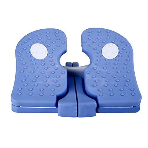 POHOVE Mini stepper pied stepper machine de fitness stepper à pédale portable pour escalier fitness stepper escalier stepper fitness machine stepper escalade machine de fitness pour la maison bureau