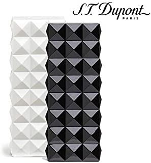 S.T. Dupont Blanc 100ml for Women with S.T. Dupont Noir 100ml for Men