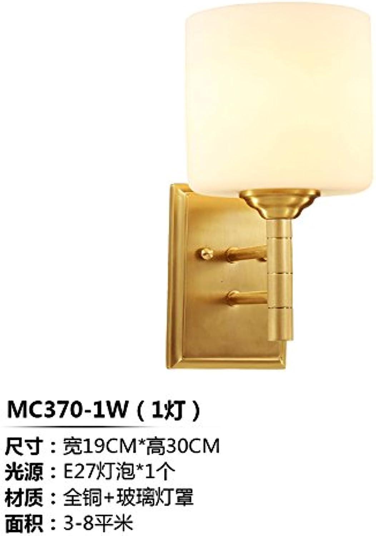 StiefelU LED Wandleuchte nach oben und unten Wandleuchten Ganze Dorf Messing Wandleuchte Schlafzimmer Nachttischlampe Wohnzimmer Arbeitszimmer Wand Spiegel vordere Wand Lampe
