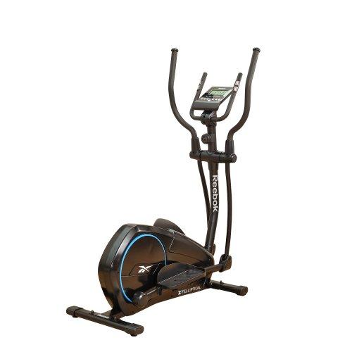 Reebok Fitness x - Elíptica de Fitness (acción Dual, programable, Manual, Ritmo...
