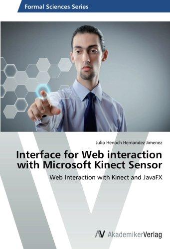 Sensor Kinect marca AV Akademikerverlag