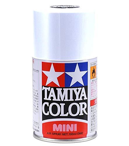 Verniz spray transparente fosco - TS-80 - Tamiya 85080