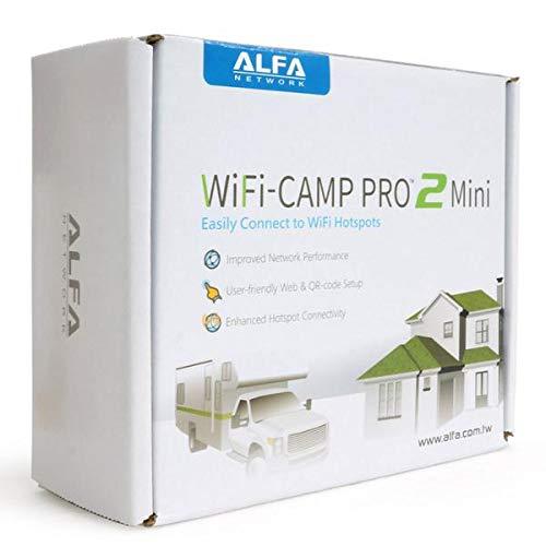 Alfa Network CampPro 2 Mini: R36A+AWUS036NH & Accessories