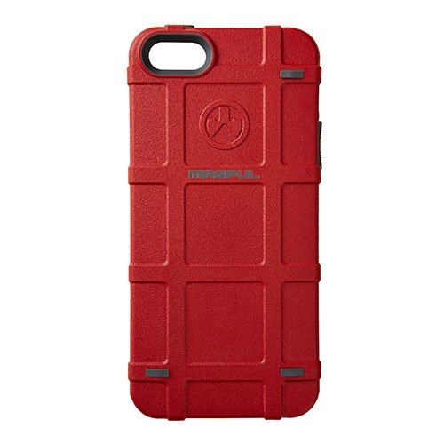 Magpul Bump Case for iPhone 5/5s - Retail Packaging - Red