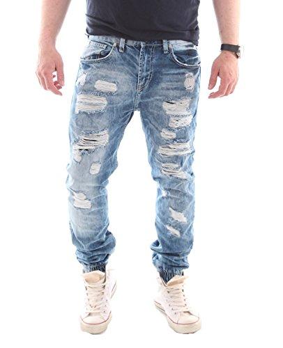 ReRock Denim Jeans Deytroyed Größe 30/32