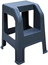 Familie opstapkrukje, Car Wash ontlasting 2 Stap Ladder Kruk Volwassen en Kinderhuis Kleine voetsteun Change Schoen Kruk P...