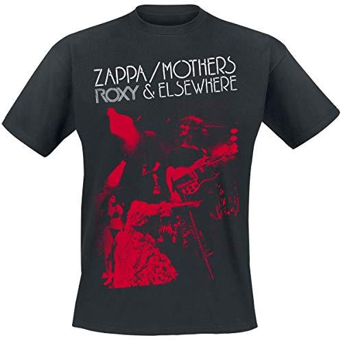Frank Zappa Roxy & Elsewhere T-Shirt schwarz S