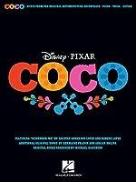Disney Pixar's Coco: Music from the Original Motion Picture Soundtrack: Piano--Vocal--Guitar (Pianovocalguitar S)