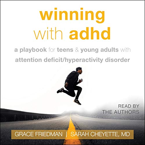 Winning with ADHD cover art