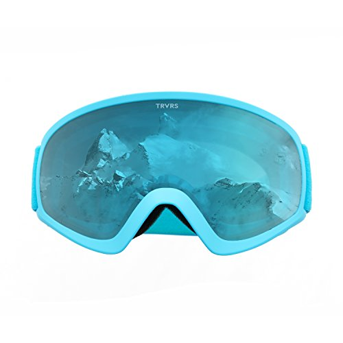 Retrospec Traverse Sports Iris Youth Ski Snowboard & Snowmobile Goggles