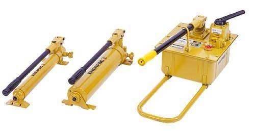 ENERPAC hydraulische Handpumpe P 39