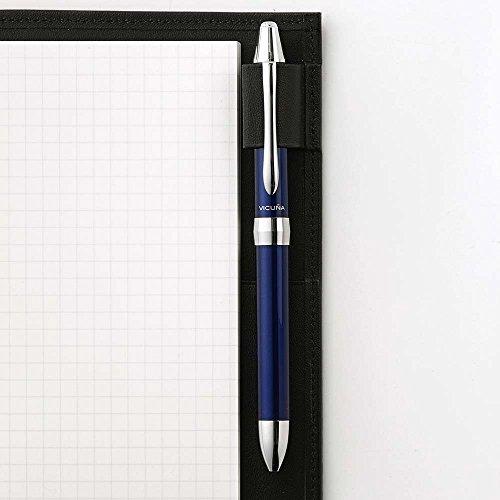 Pentel Multi Function Pen Vicuna EX, Fine Ballpoint Pen and 0.5mm Mechanical Pencil, Blue (BXW1375C) Photo #5