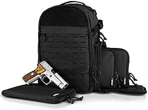 Savior Equipment Mobile Arsenal SEMA 19L Tactical Range Bag Backpack Pistol Case