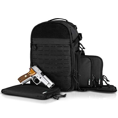 Savior Equipment Mobile Arsenal SEMA 19L Tactical Range Bag Backpack