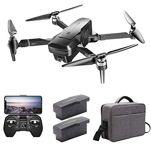 BRANDNEWS Tiandrive VISUO Zen K1 GPS 4K 5G Dual-Kamera-Drohne, 50-Fach Zoom-Drohne, Multifunktionale Faltbare Luftbildkamera Comfy