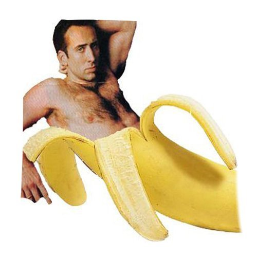 SKCASE Nicolas Cage Pillow Cases 18x18 inch Cushion Case (Two sides)