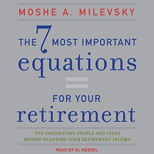 The 7 Most Important Equations for Your Retirement audiobook cover art