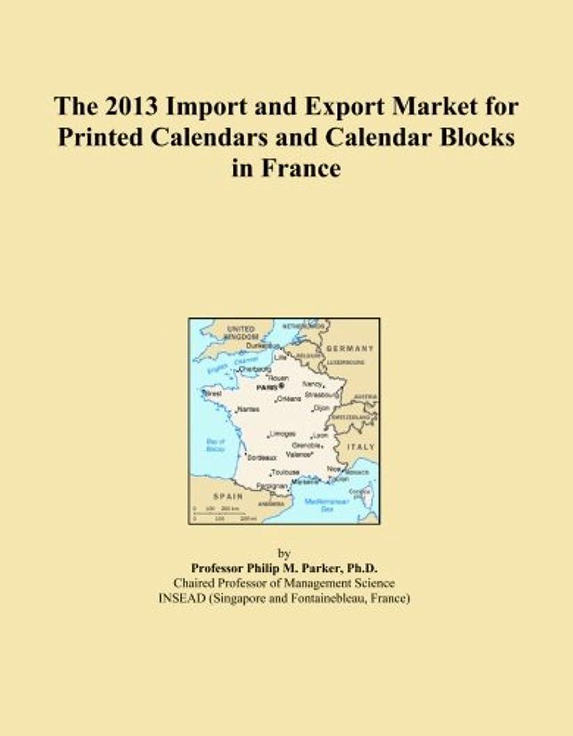 プラスチック霧深い新しさThe 2013 Import and Export Market for Printed Calendars and Calendar Blocks in France