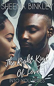 The Right Kind Of Love (Into You Book 3) by [Sheena  Binkley ]