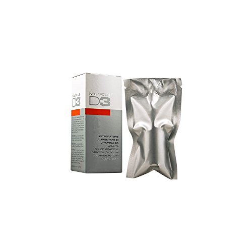 Muscle D3 - 15 ml - NET - Vitamina D3 ad alta concetrazione (1)