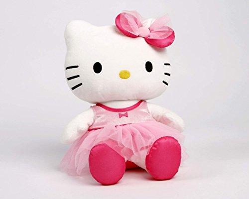 Hello Kitty Peluche Bailarina Mediano, 1 unidad